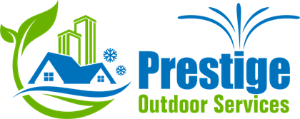 Prestige Outdoor Services logo